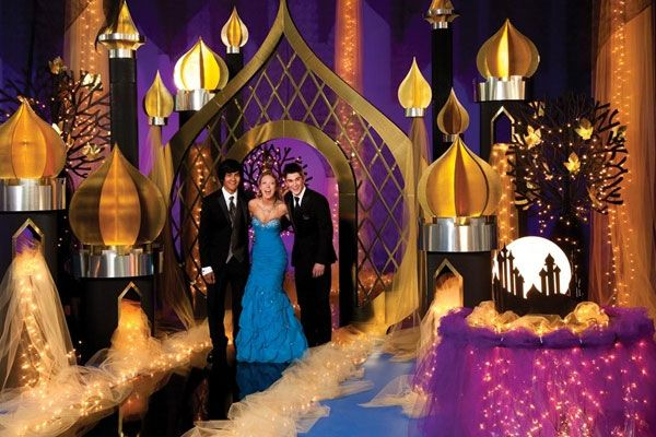 Image result for arabian nights prom theme