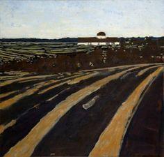 david konigsberg -Fields, Distant Barn