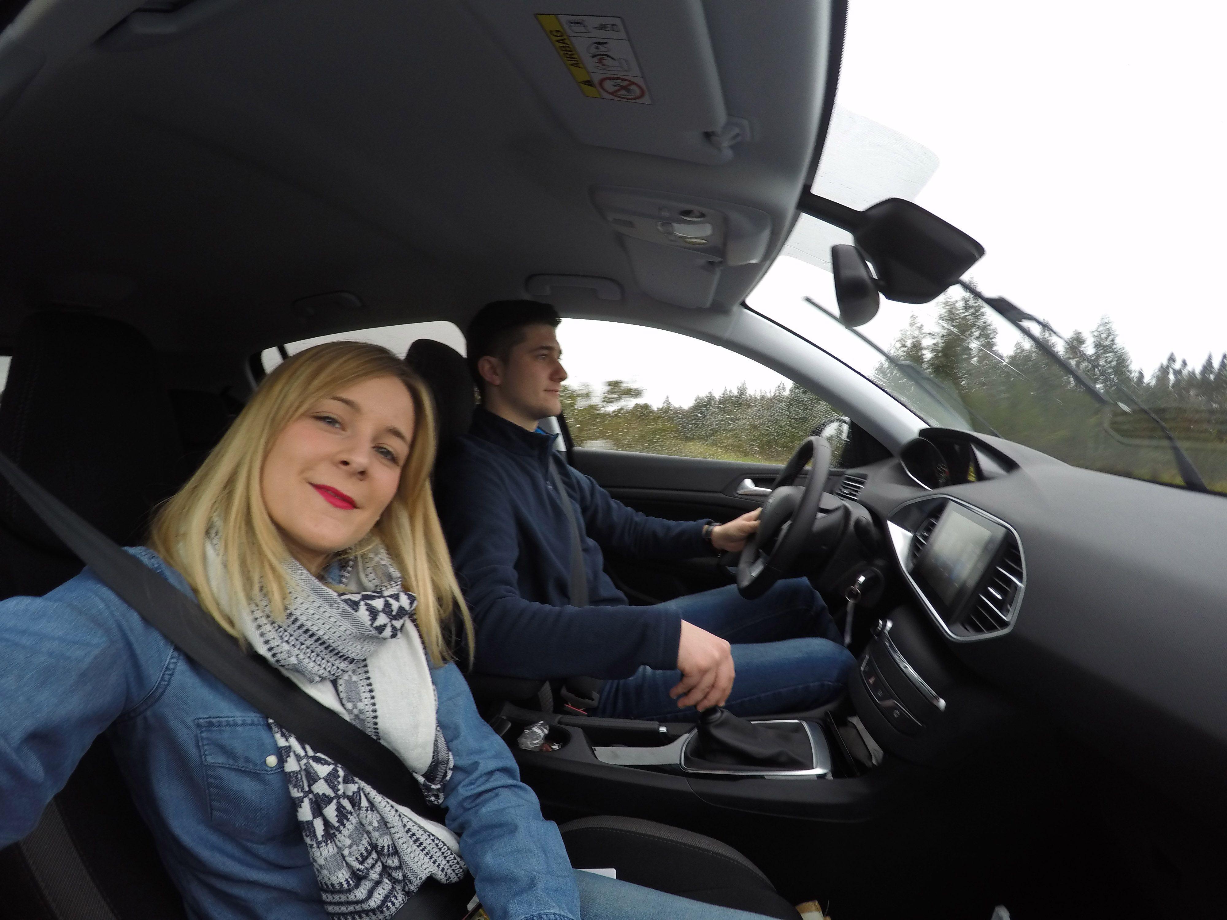 Ruta en coche por Galicia