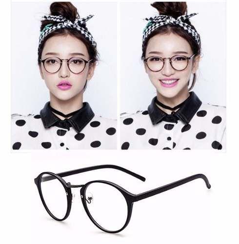 armação óculos de grau - geek retrô vintage wayfarer   de grau 2017 ... b826b64adb