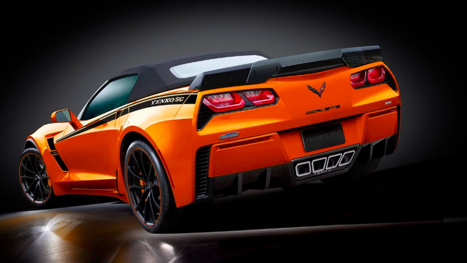 2019 Chevrolet Yenko Corvette By Specialty Vehicle
