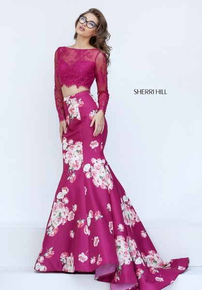 Sherri Hill 50488. Pageant DressesHomecoming DressesFloral ...
