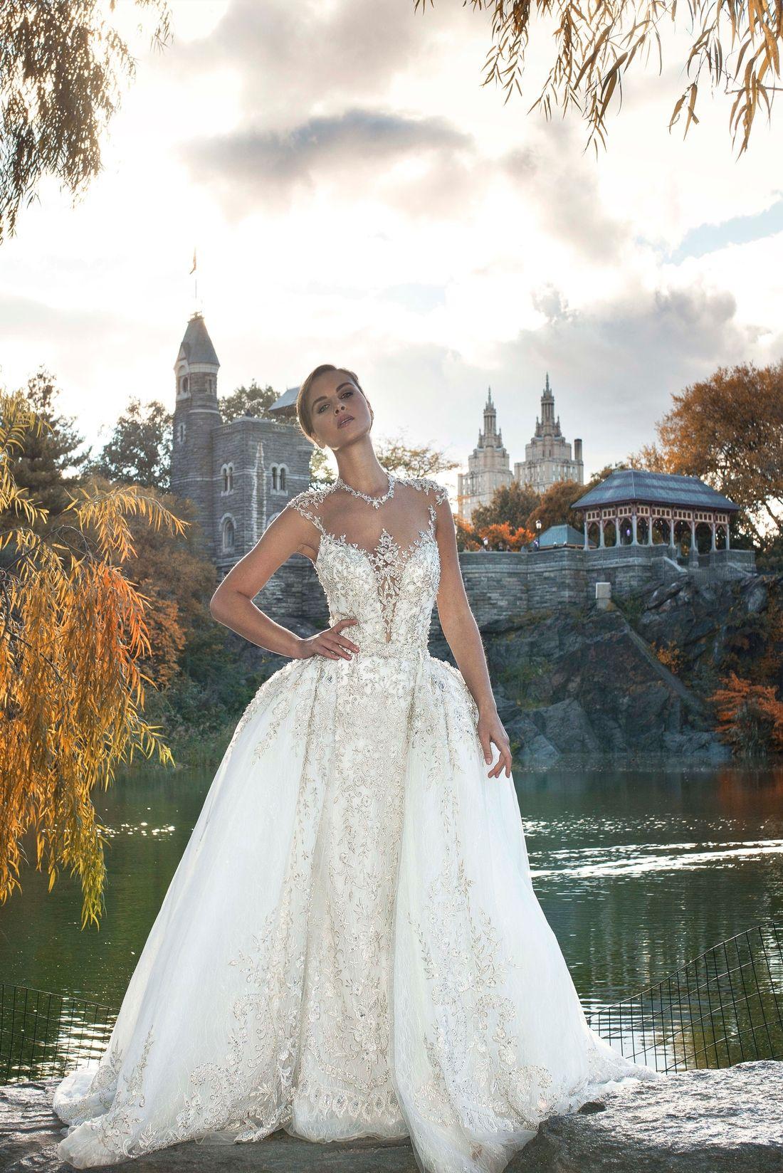 6eae0f2a06684 KleinfeldBridal.com: YSA Makino: Bridal Gown: 33388737: Princess/Ball Gown:  Natural Waist