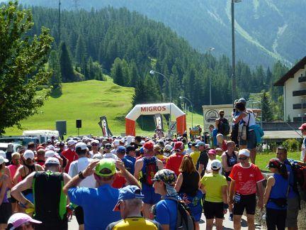 Swissalpine K42 in Davos am 27.07.2013 - Bericht von Birgit Riedl und Bilder von Alexander und Birgit Riedl: http://laufspass.com/laufberichte/2013/swissalpine-davos-k42-2013.htm