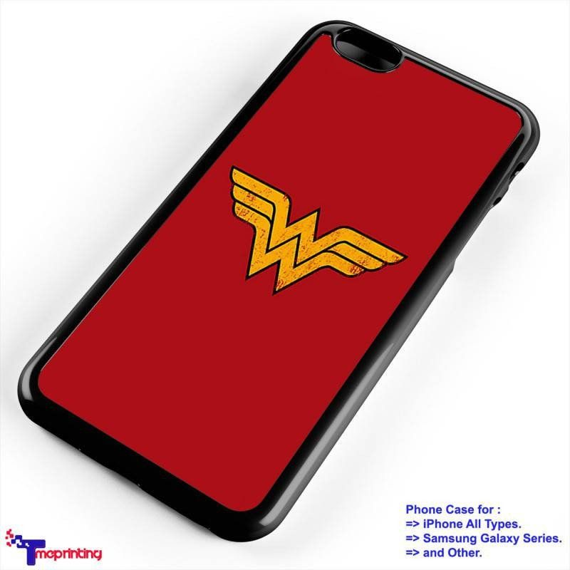 Wonder Woman Symbol 1 Personalized Iphone 7 Case Iphone 66s Plus