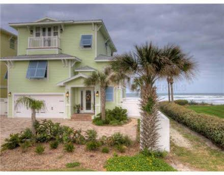 Gorgeous home I found while browsing beach homes for sale. Port Orange, FL