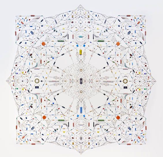technological-mandala