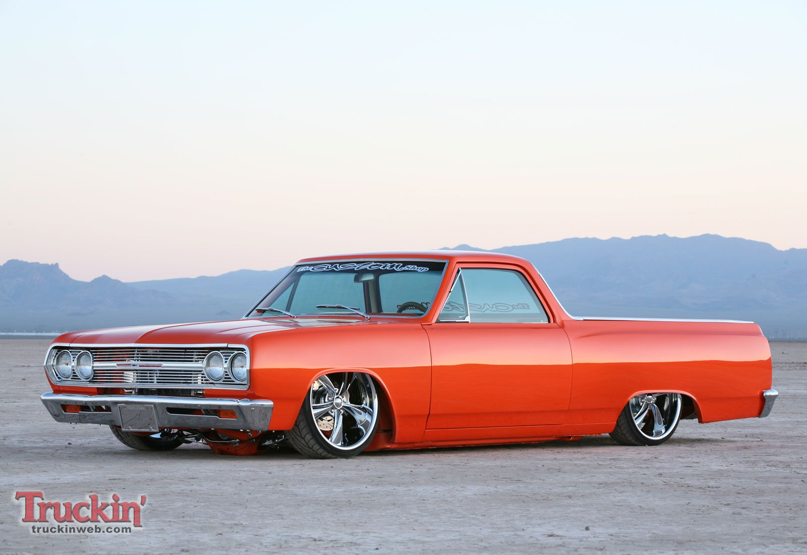 1965 chevy truck | Top 10 Trucks Of 2010 1965 Chevy El Camino | El ...