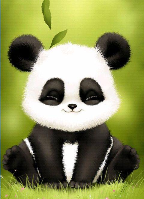 Panda Bobble Head Live Wallpaper - Free Android. | Panda wallpapers | Cute panda wallpaper ...
