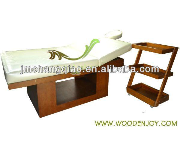 f7dc9f3c144c Modern spa furniture,wooden massage table 068-B#,big size 200x120x65CM