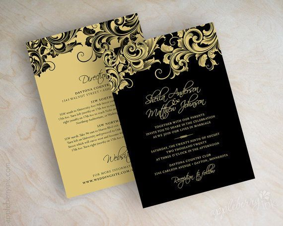 16 Paper Invitations For And Envelopes Card Stock