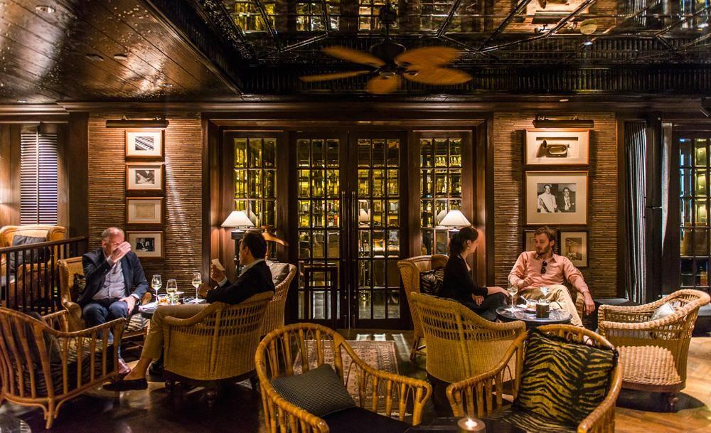 bamboo bar mandarin oriental bangkok - Google Search