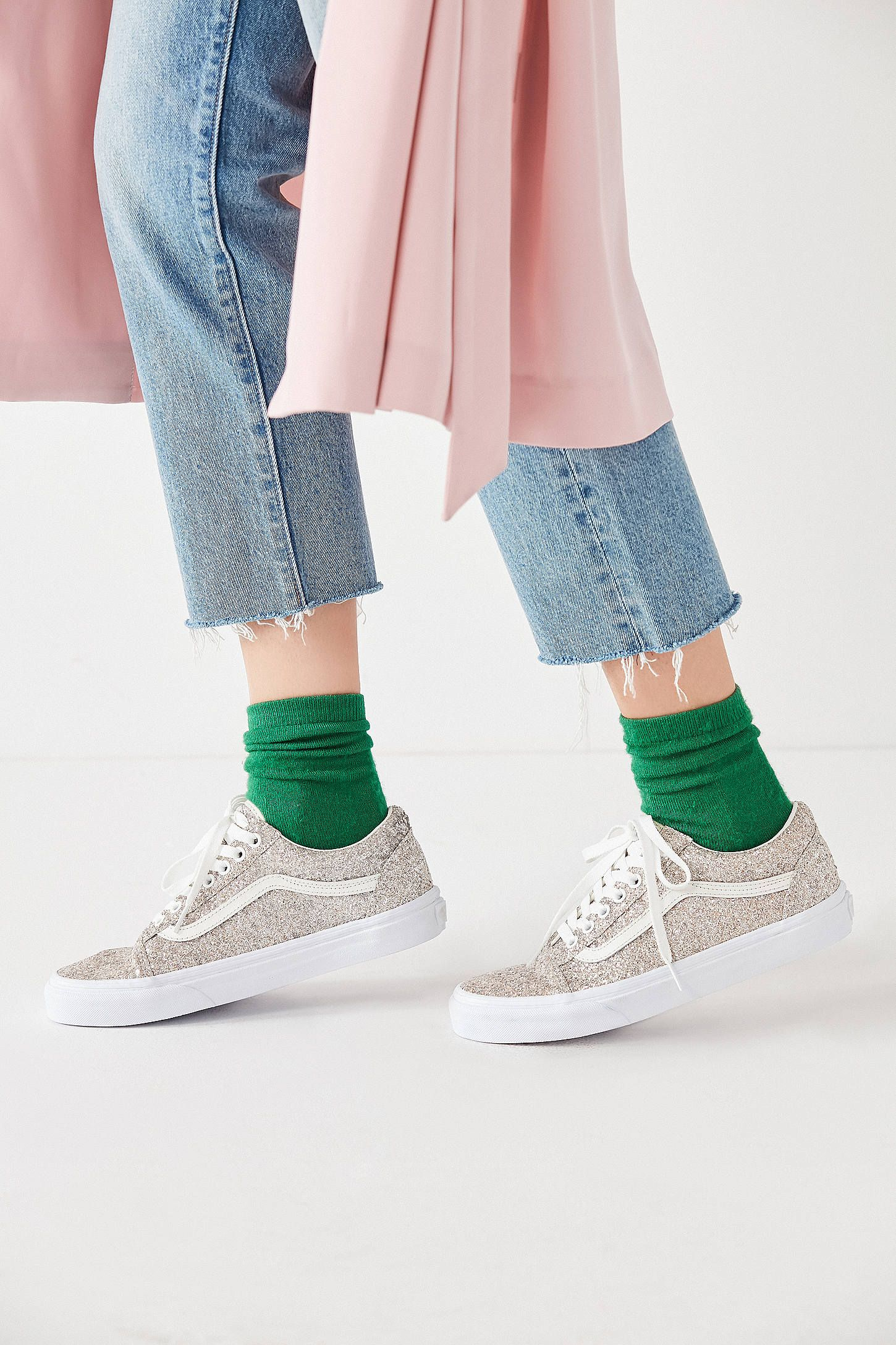 Shop Vans Chunky Glitter Old Skool Sneaker at Urban Outfitters today. We  carry all the latest styles 55dda37b9