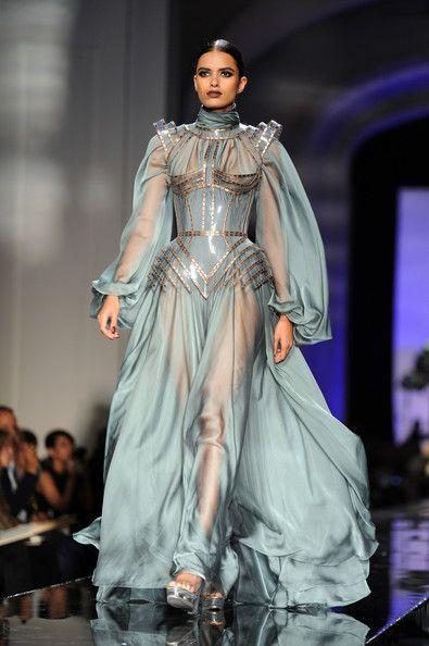 Photo of Lakshmi Menon Photos Photos: Jean-Paul Gaultier: Paris Fashion Week Haute Couture A/W 2009/10