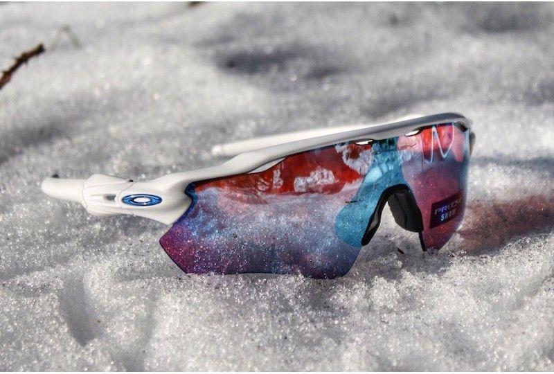 95b074b77b Gafas de sol Oakley Radar Ev Path Polished White Prizm Snow Sapphire Iridium