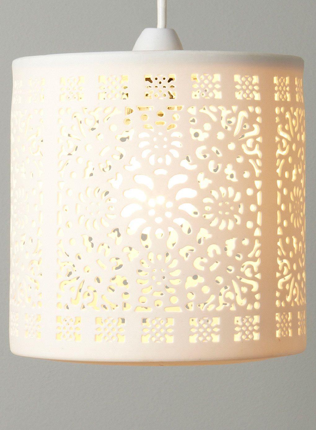 Alida Ceramic Easy Fit Pendant Light - ceiling lights - Home ...