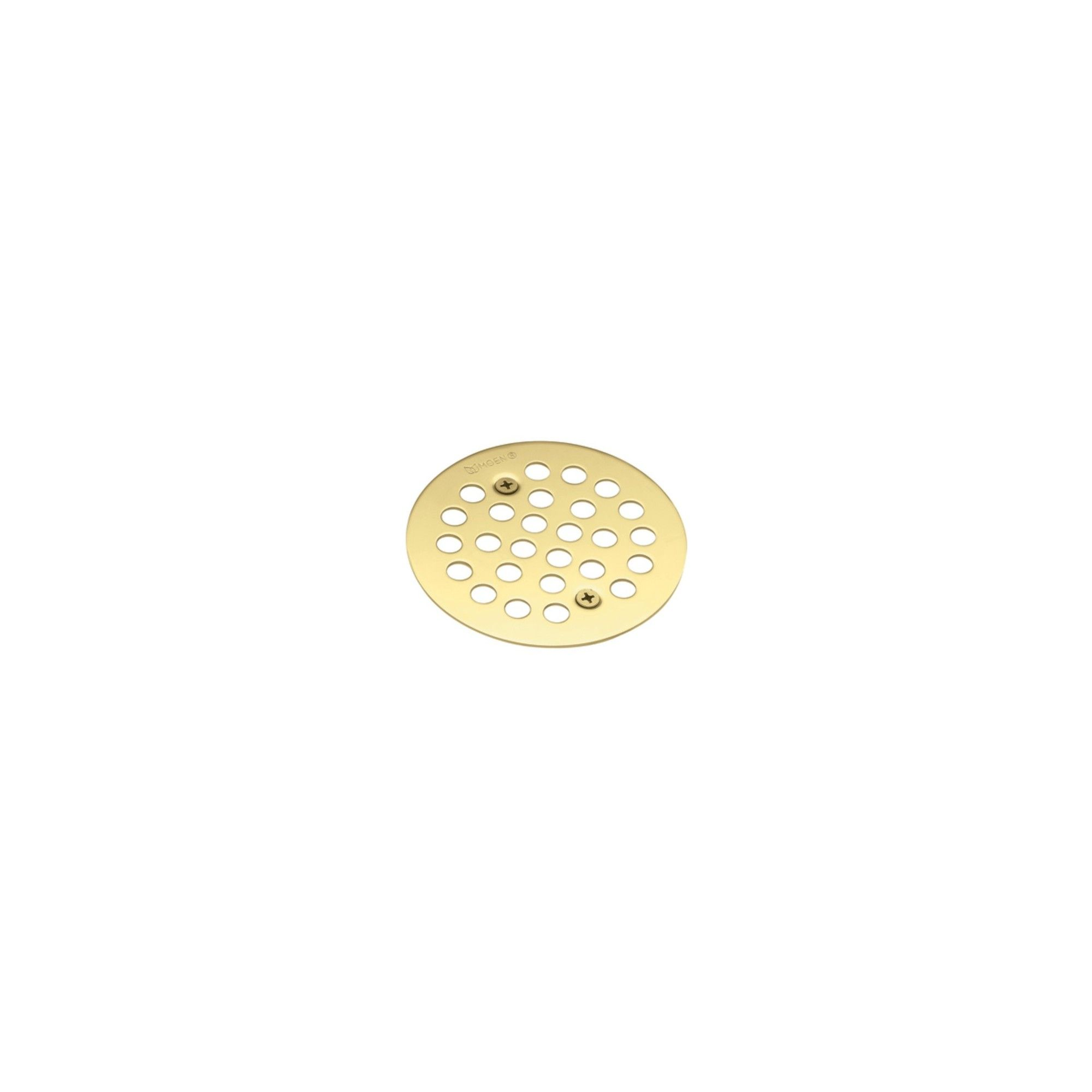 Moen 101664 4 1 4 Round Shower Drain Cover With Exposed Screw