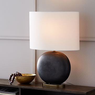 Pebble Ceramic Table Lamp Small Products Pinterest Table
