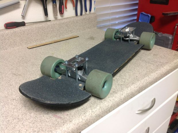 Hellaflush Skateboard Skateboard Classic Cars Trucks Hot Rods Skateboard Room