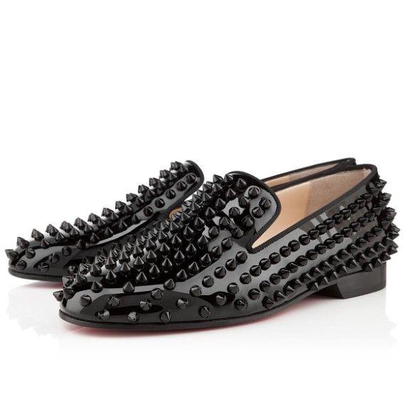 Christian Louboutin Zapato de barco salon