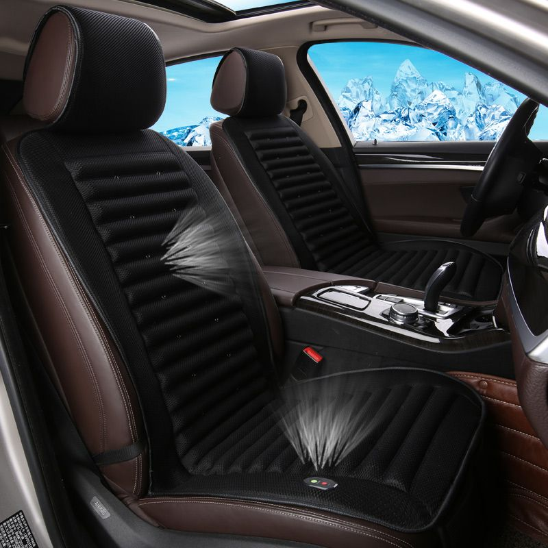 Summer Cool Cooling Car Seat Cover For Ford New Fiesta