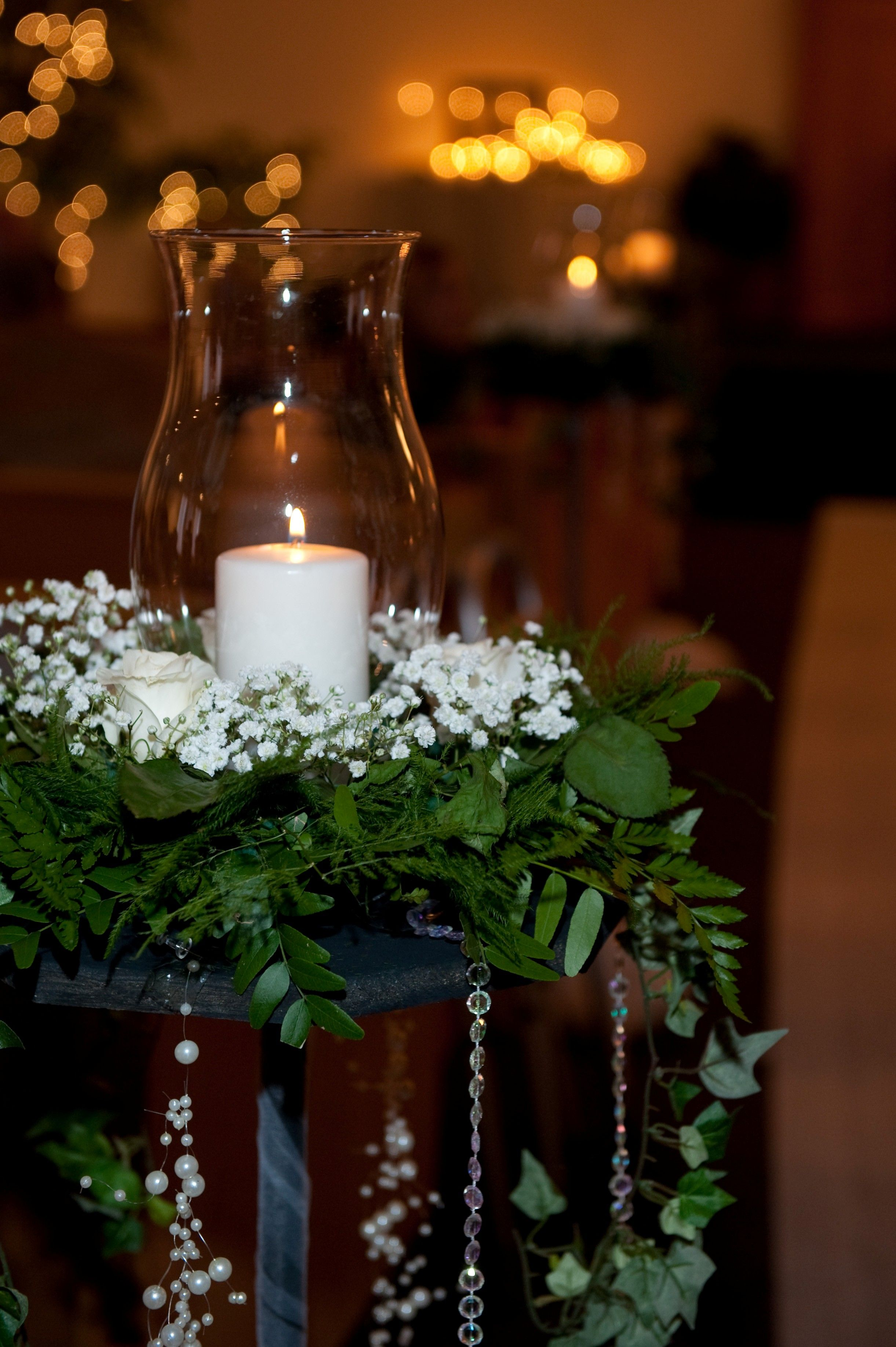 Wedding Candle Stand