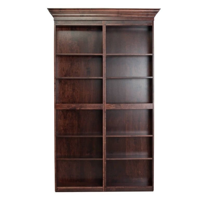 murphy door bookcase diy plans