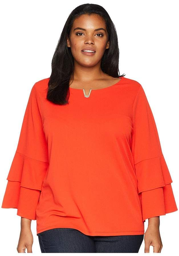 76db8391c2e Calvin Klein · Pullover · Hardware · Plus size blouse fashions. Disclosure   My pins are affiliate links