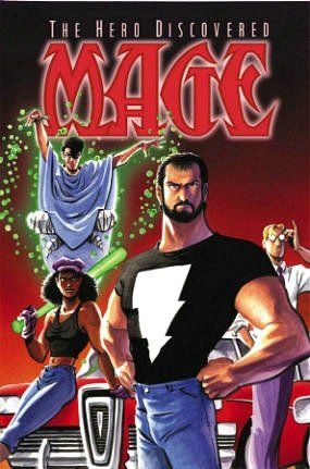 Mage, Volume 1: The Hero Discovered  by Matt Wagner