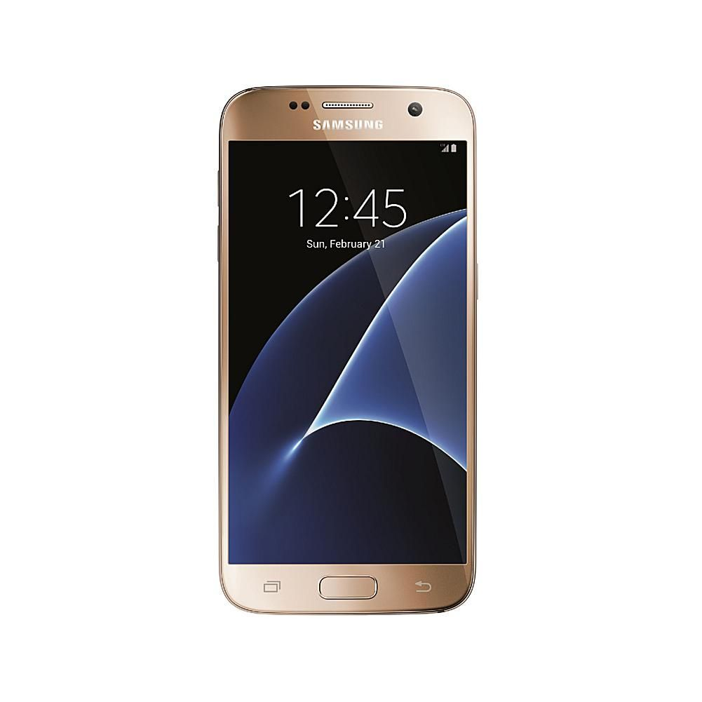 Samsung Galaxy S7 32GB with Car Charger, Case, Apps and