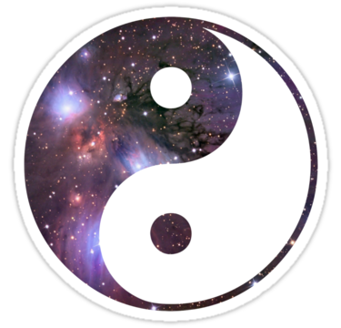yin yang tumblr - Buscar con Google | Overlays | Pinterest ...