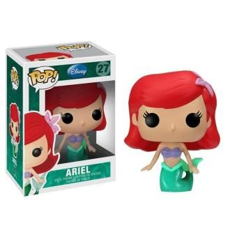 Funko - Funko Figurine Disney - Ariel La petite sirène Pop 10cm