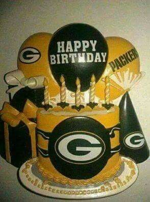 Happy Birthday Green Bay Packers Pinterest Happy birthday