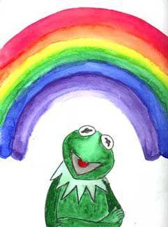 Rainbows Rainbow City Rainbow Rainbow Colors