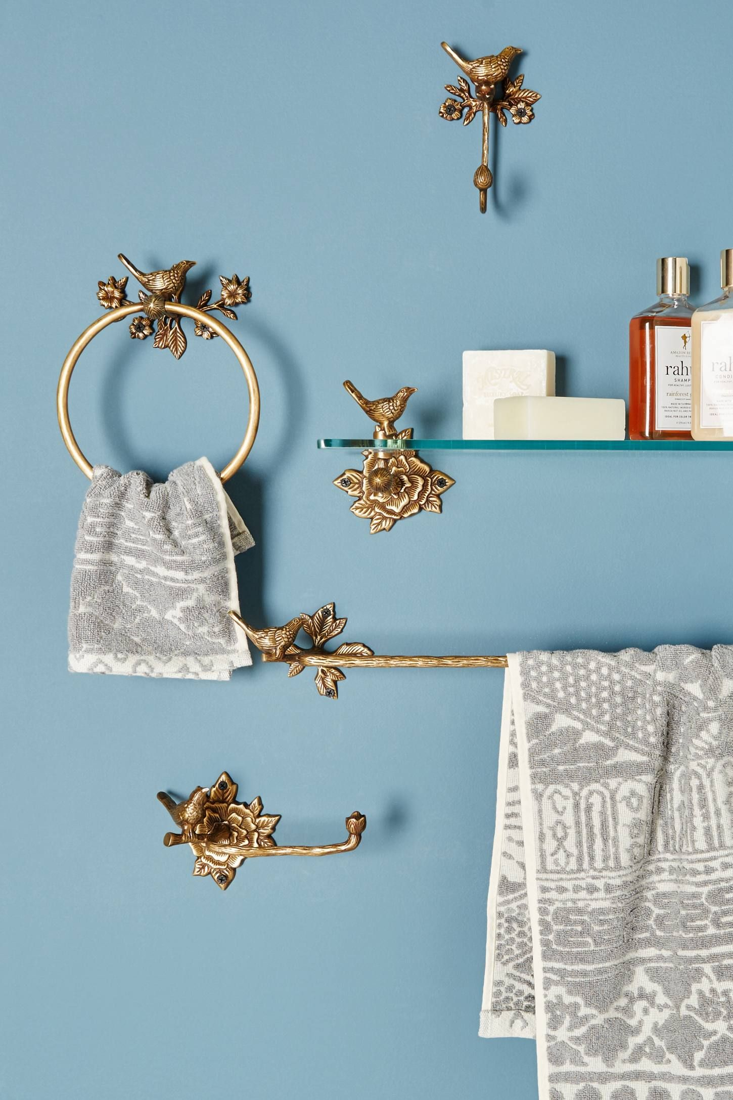 Slide View: 5: Everlee Towel Bar | Decor/Home. | Pinterest | Towels ...