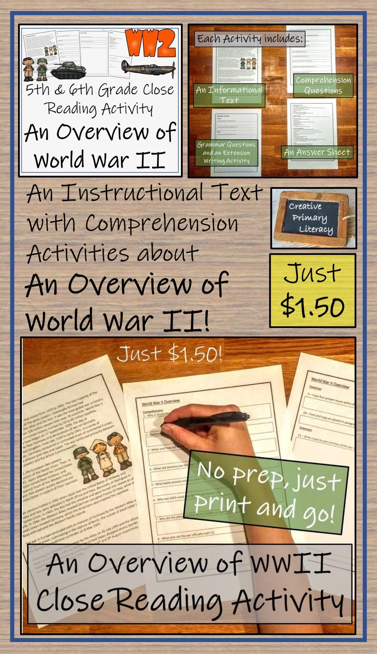 An Overview Of World War 2
