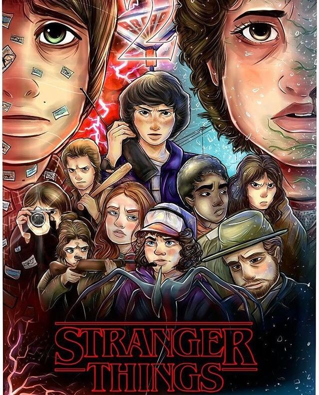 Pin De SMMary En Strangerthings