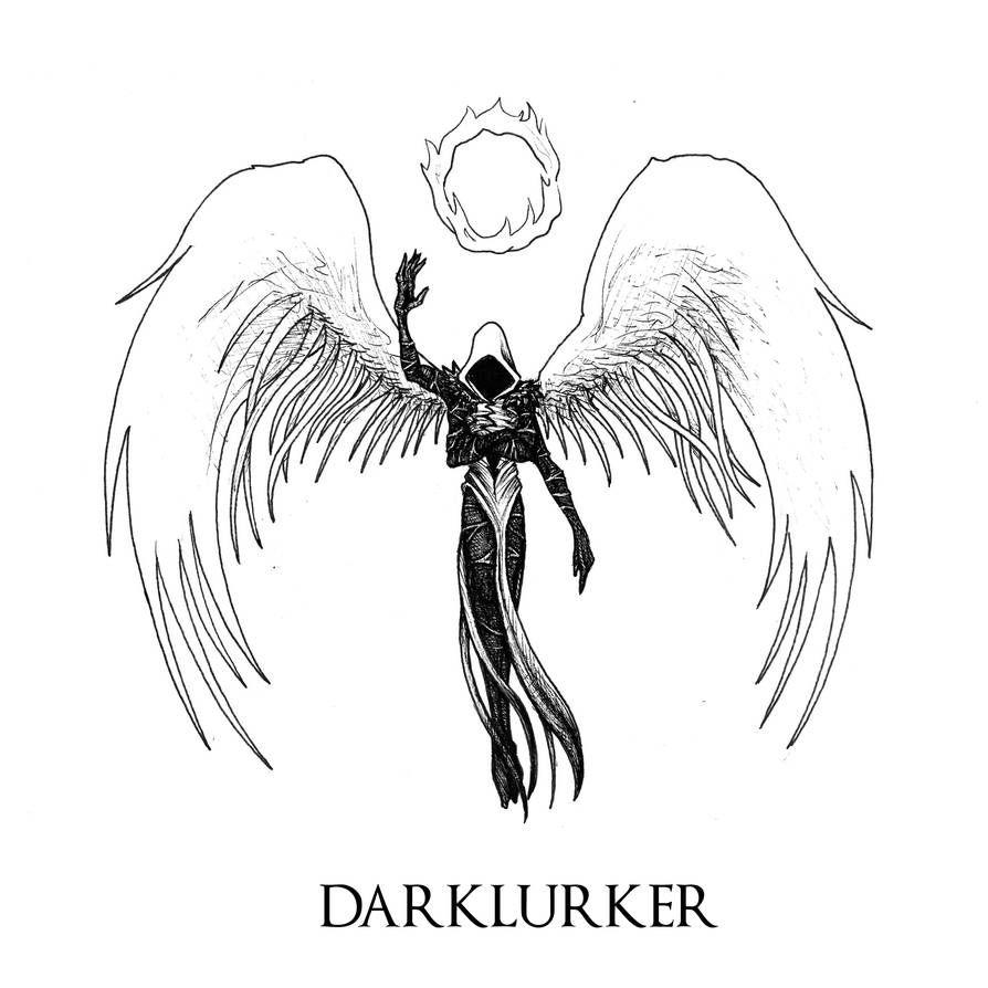 Dark Souls Ii Darklurker By Skinrarb Dark Souls Dark Souls 2 Dark Souls Artwork