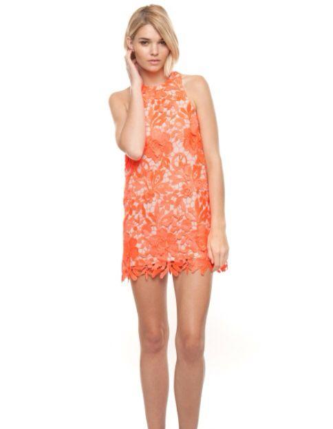 Cameo - Spellbound Dress - Dresses (neon Orange) WAS $199.95 - NOW $139.97 http://richgurl.com/linkout/208365