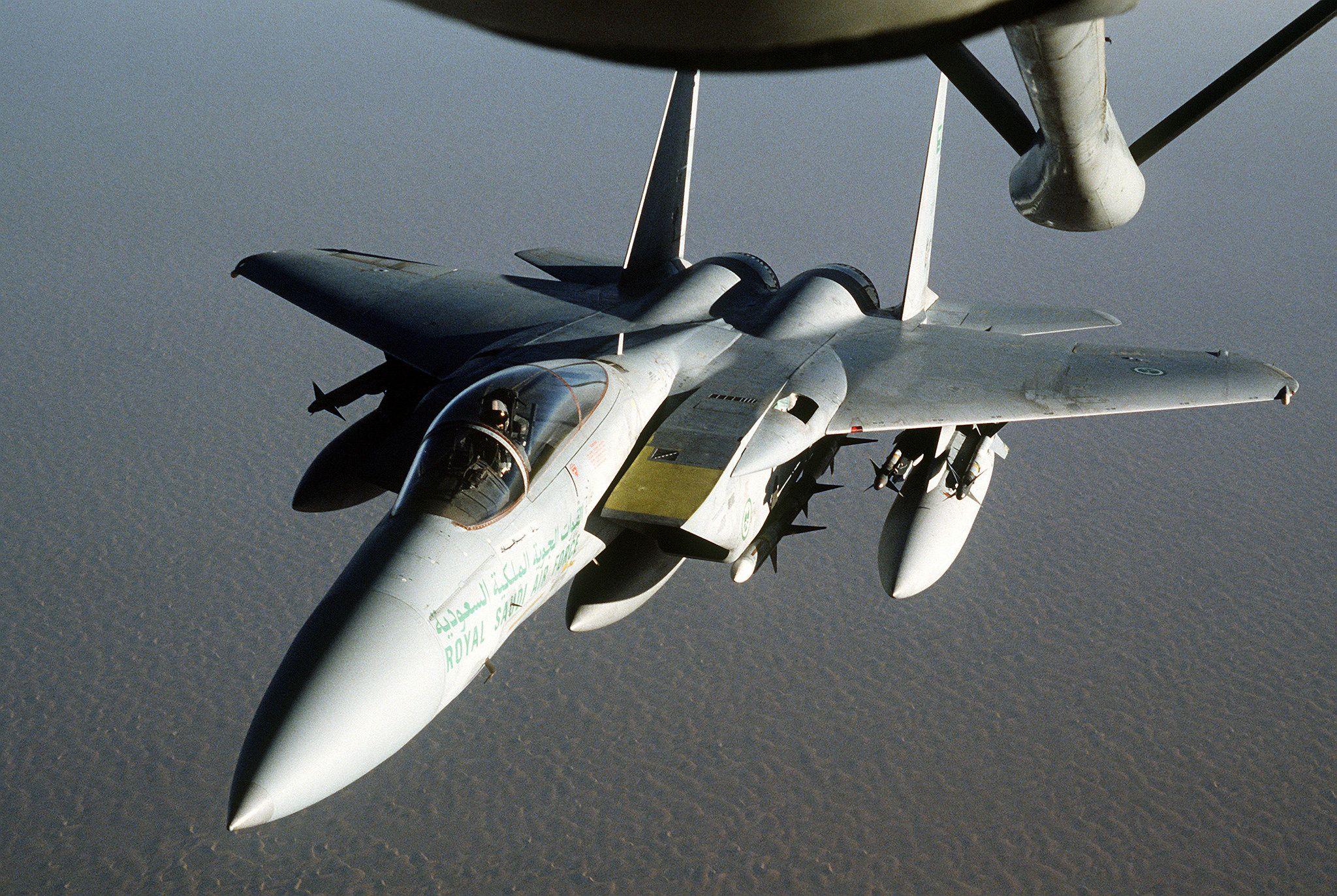 Royal Saudi Air Force F-15 Eagle