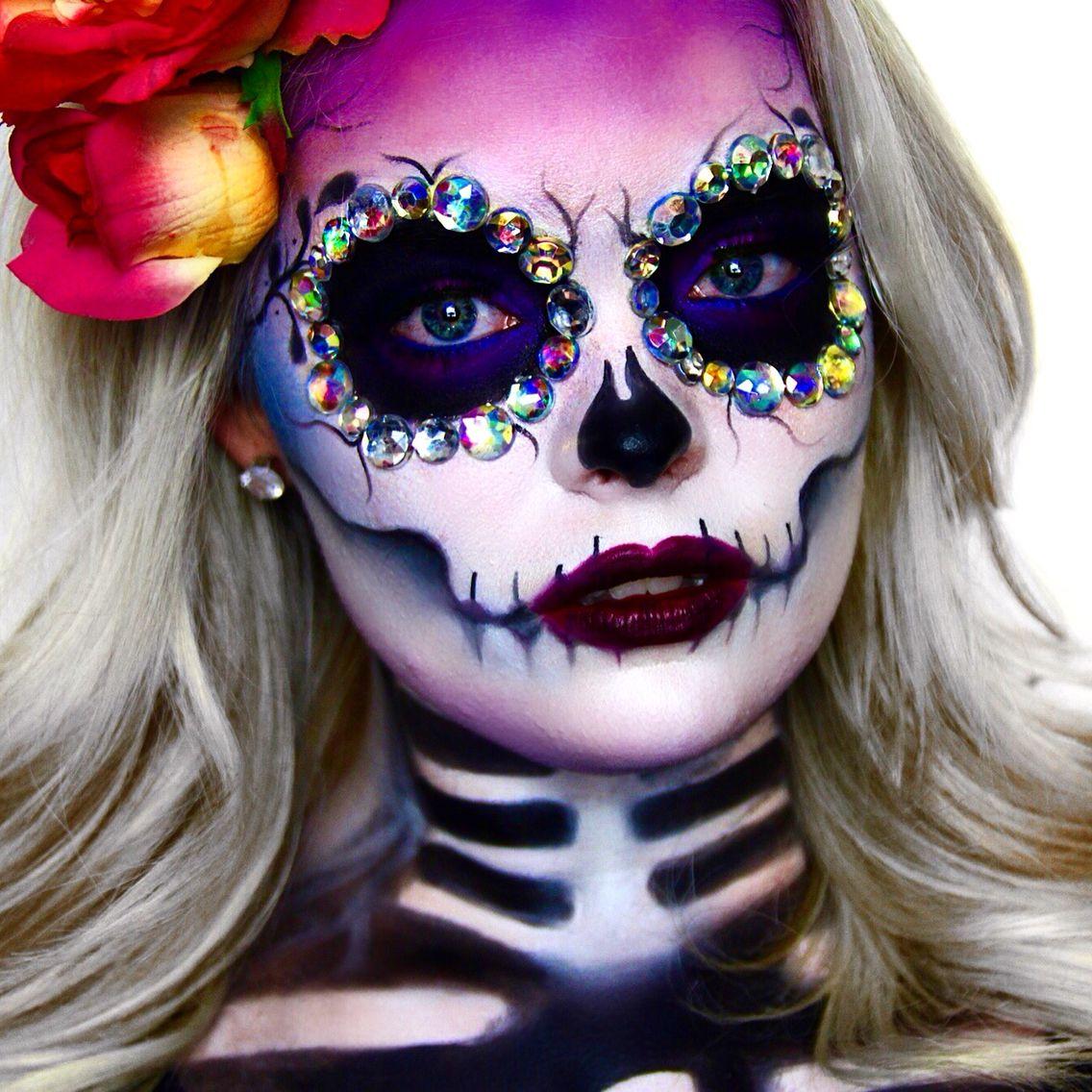 youtube halloween makeup videos