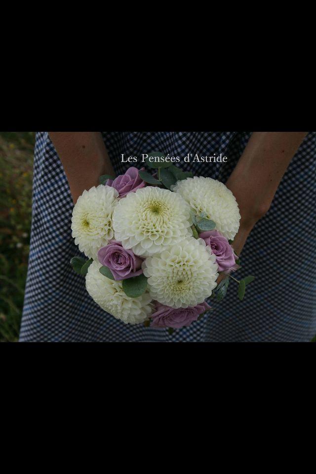 Bouquet - demoiselle d'honneur.