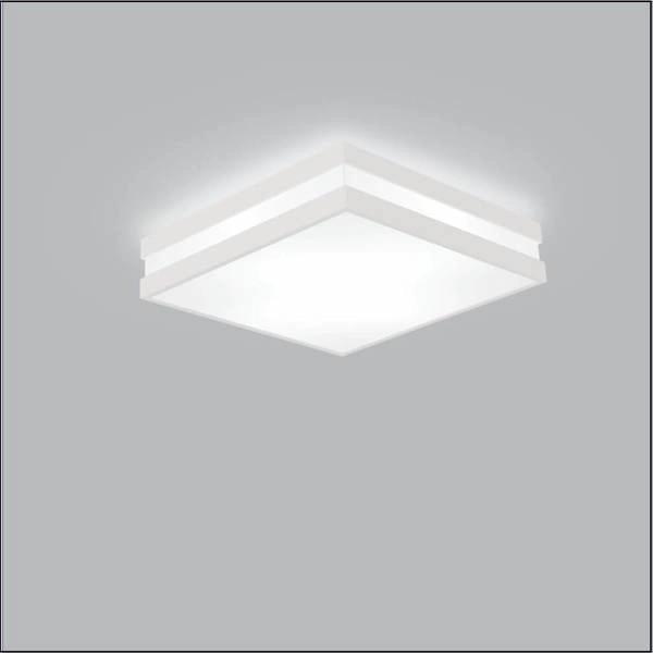 Luminaria Plafon Sobrepor Quadrado Modular 3800 25 Usina Leroy Merlin Quadrado Plafon Sobrepor Quadrado Iluminacao