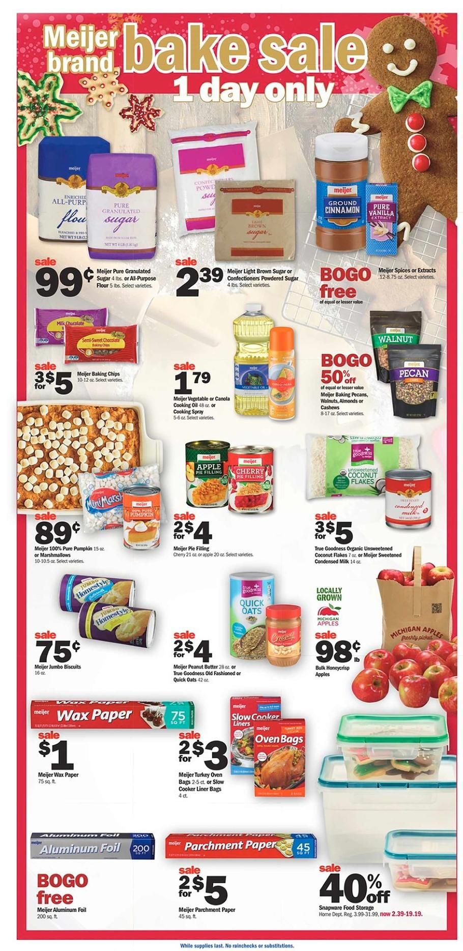 8d8baddd6b734 Meijer Black Friday 2018 Ads Scan