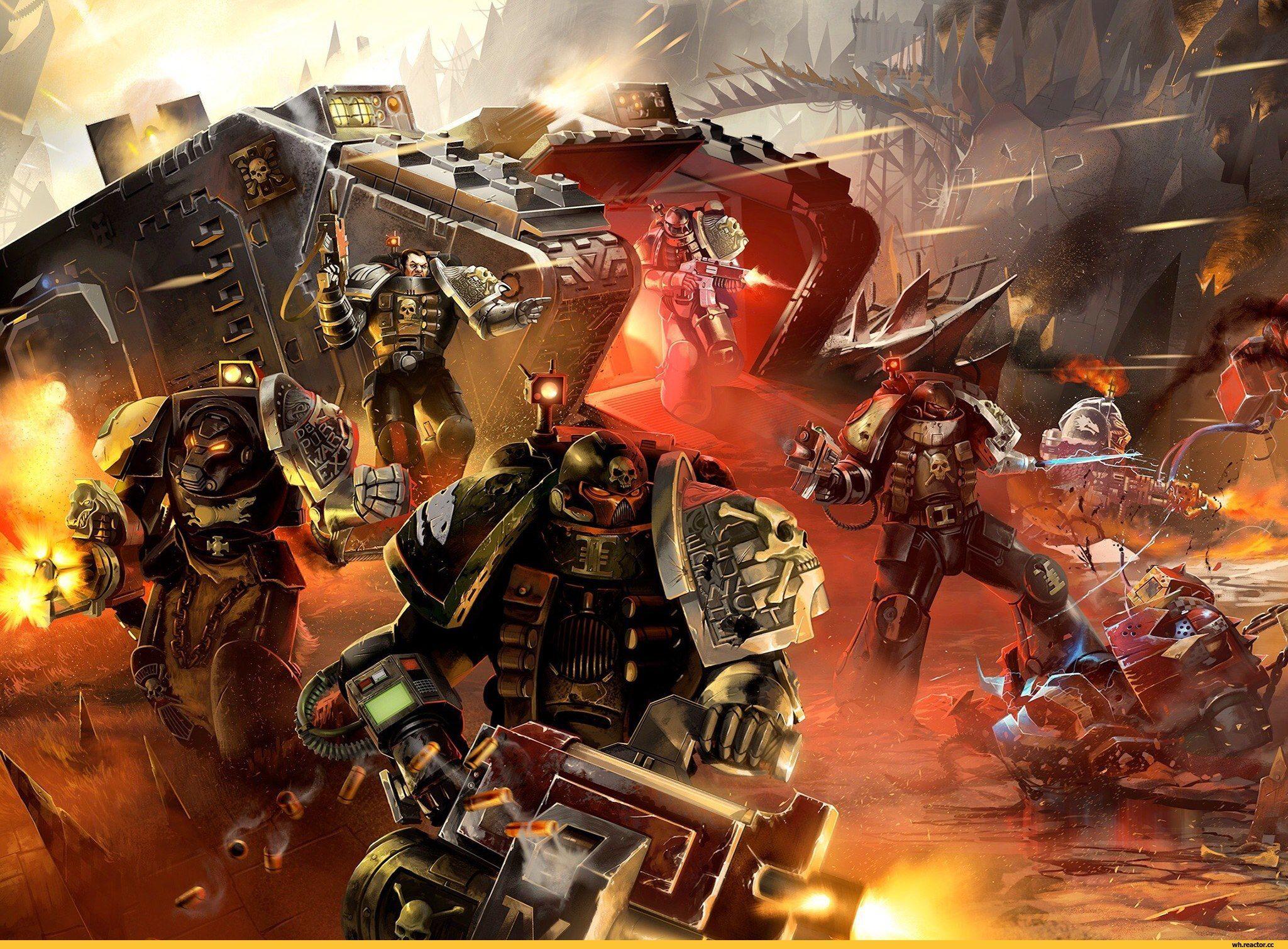 Warhammer 40000 (warhammer40000, warhammer40k, warhammer ...