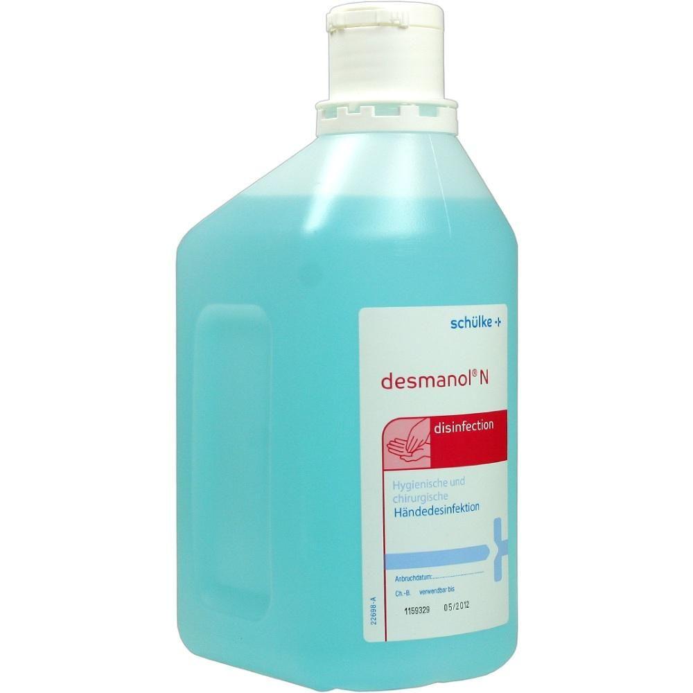 Desmanol N Hygienische Chirurgische Handedesinfektion Rezeptfrei