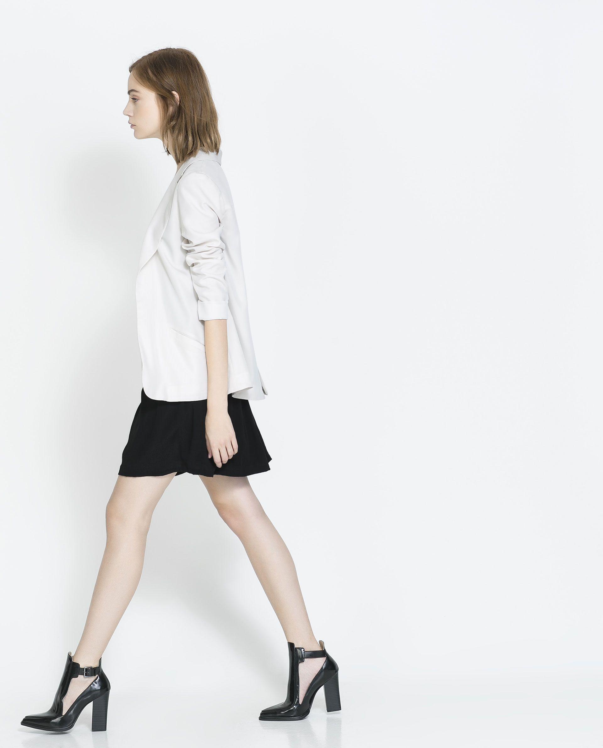 6c7295f8 LOOSE FIT BLAZER - Jackets - TRF | ZARA Canada | Style.02 | Fashion ...