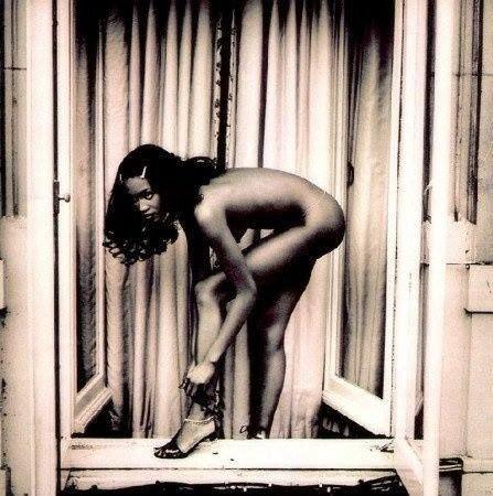 Naomi Campbell by Anton Corbijn