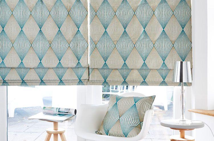 50 modelli di tende a pacchetto moderne per interni tende pinterest roman blinds blinds e - Tende a pacchetto moderne per bagno ...
