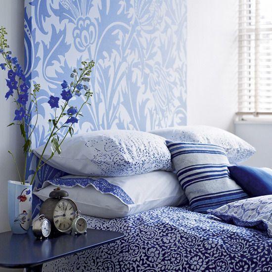 50 Blue And White Favorites For Friday Blue White Bedroom